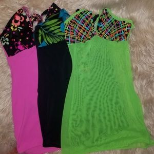 Swimwear cover up - Set of 3